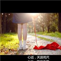 有心的人,再远也会记挂对方;无心的人,近在咫尺却远在天涯。
