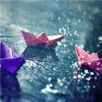 下雨天的图片