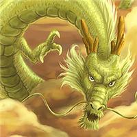 中国龙的图片大全大图:最霸气的龙图片