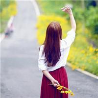 背影图片女生唯美长发,图片大全唯美伤感