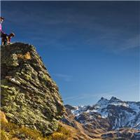 站在山上远望的图片:远望图片