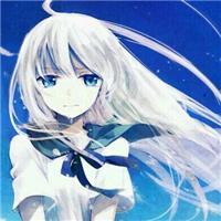蓝色唯美图片头像女生:qq头像女生蓝色系唯美