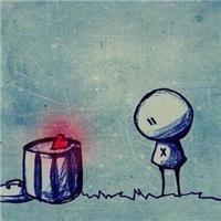 放得下就不孤独,站得远些就清楚,不幻想就没感触,不期待就不在乎。