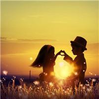 真正的爱情不是一时好感,而是我知道遇到你不容易