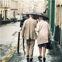 相爱的老人的图片唯美 老人相爱到老的图片