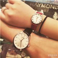 拍情侣牵手手表照片