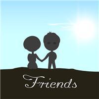 朋友情谊图片大全