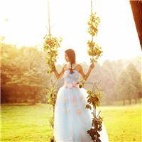愿你能穿上最美的婚纱嫁给最爱你的人 
