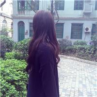 黑色长发背影女神图片