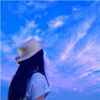 抬头望天空图片思虑