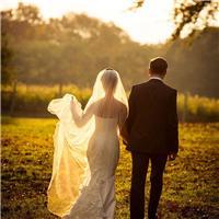 结婚图片唯美意境牵手