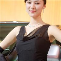 最美车模张丹丹 广州最美车模