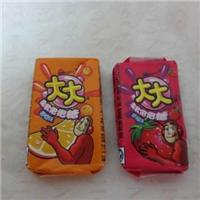 小时候口香糖拼图 小时候泡泡糖带拼图