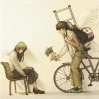 有人说爱一个不爱你的人就像抱着一盆仙人掌 你抱的有多紧就会觉得有多疼  