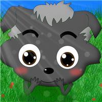 小灰灰可爱图片 小灰灰坏蛋可爱图片