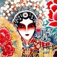 戏子图片头像 中国风戏子头像