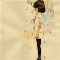 小时候哭是觉得自己太委屈,长大了哭是对自己太失望。