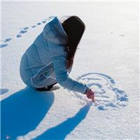 下雪和心冷的说说
