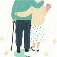 伤感图片_白头到老的老夫妇图片