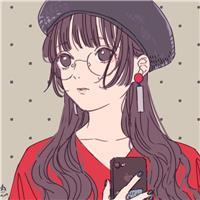 微信唯美简单气质动漫女生头像