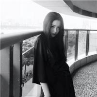 伤感图片_qq黑白头像女生孤独伤感堕落
