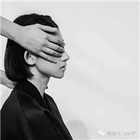 伤感图片_女生黑白伤感头像:所有的失望与无奈都不知所措