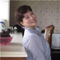 61岁丧偶女征婚照片
