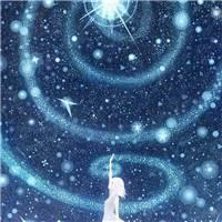 一个人看星空,人要米粒大,有点孤独的赶脚乛