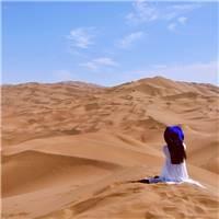 一个人的沙漠