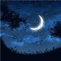 一个人安静的夜晚,宁静