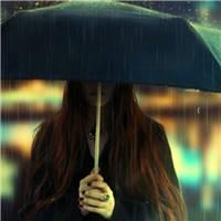 孤独#一个人的雨天