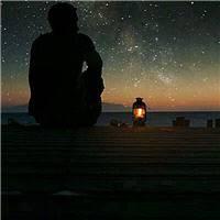 孤独的夜晚图片
