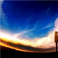 一个人走孤独的背影qq头像