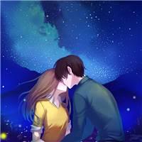 爱情最终都要相濡以沫#卡通#情侣#二次元