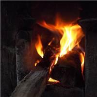 老家烧火用的柴火