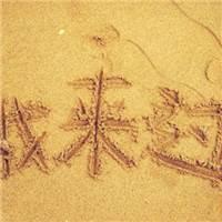 我来过,我走了#文字控#沙滩