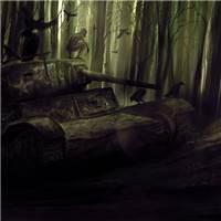 阴暗森林/darkwood#黑白