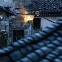 诗意山村,下徽州,感受田园闲适,给浮躁的你放个假!#乡村#唯美#夜晚