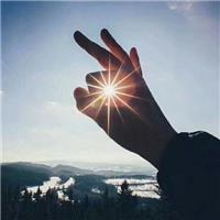 人心,永远是相互的#手#阳光
