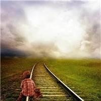 不知他人苦,莫劝人大度#小孩#风景#伤感