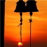 一个人如果不能从内心去原谅别人#夕阳#风景