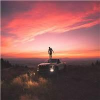 一个人内心强大,是一种什么感觉?#夕阳#唯美#风景#旅行