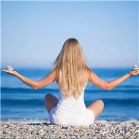 练瑜伽#女生#女人#海边